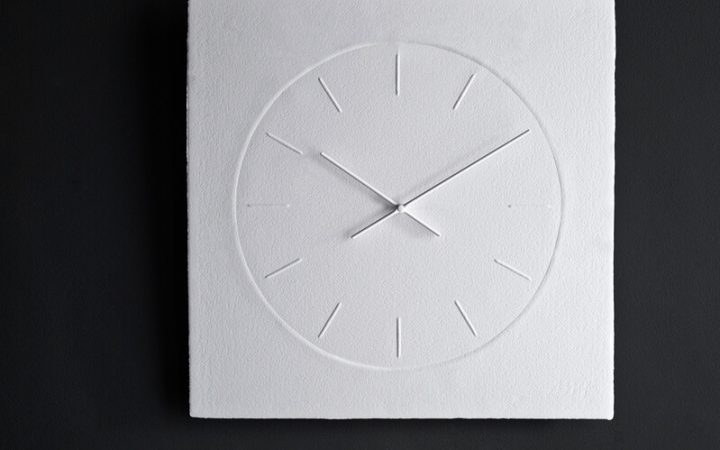 8390_Objects - Wall Clock
